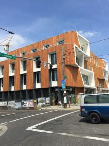 Diverseworks PDX Karuna East Building